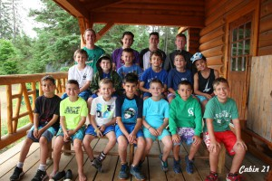 Cabin 21