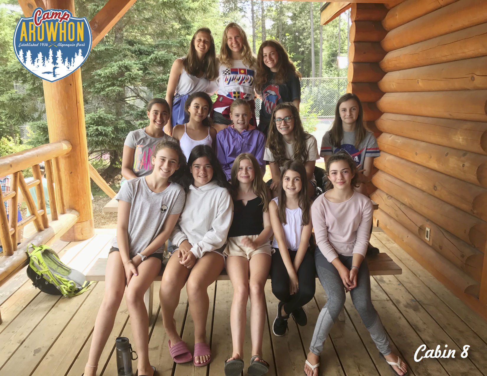 Second Session 2018 Inter Girl Cabin Photos Camp Arowhon