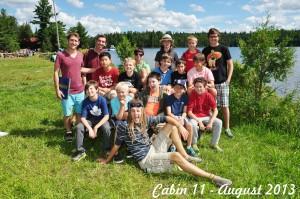 August Cabin 11
