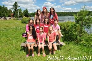 August Cabin 12
