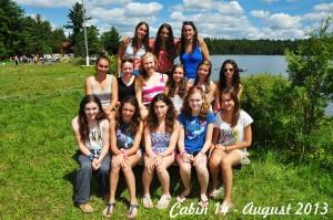 August Cabin 14