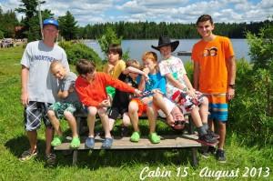 August Cabin 15