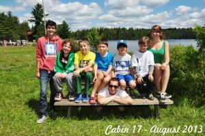 August Cabin 17