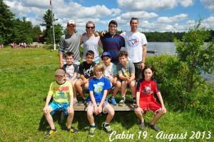 August Cabin 19