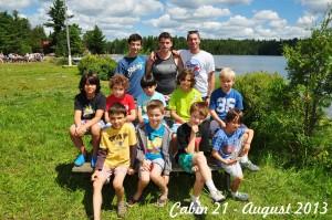 August Cabin 21