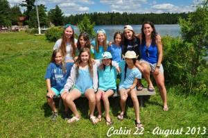August Cabin 22