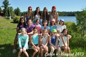 August Cabin 4
