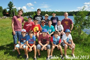August Cabin 7