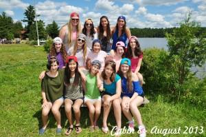 August Cabin 8
