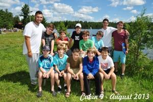 August Cabin 9