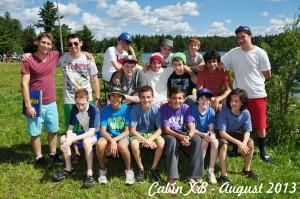 August Cabin XB