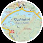 Kiosk Map Insert